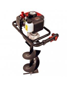 Pachet Motor Motoburghiu Foreza Alpin Profi, 3.5 CP + Burghiu 100 x 800 cm