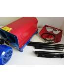 Batoza porumb / masina de curatat porumbul electrica, dubla,  2.2kw