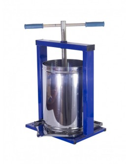 Teasc - presa mecanica inox 15l