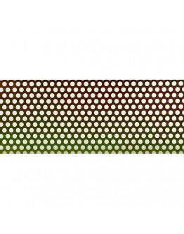 Sita pentru moara, diametru 4mm, 670mm x 67mm, grosime 1mm
