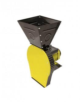 Moara cu ciocanele, 500kg/h, 20 ciocanele, 4.5kw, Alpin Profi, Model 2019