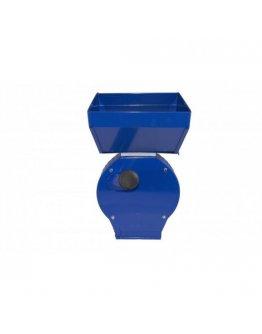 Pachet Moara Cuva Mare, Belarus, 3,5kW, 2850rpm, albastra + suport cu picioare