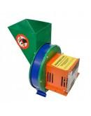 Razatoare electrica pentru radacinoase, fructe si legume, disc inox, 1.8kw, 300 kg/h