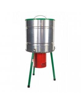 Razatoare electrica din inox pentru mere pere, Bocika, 180 W, 300kg/h