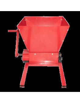 Zdrobitor manual de struguri, 300-350Kg/Ora, Cuva 25 Litri Detasabila, FERMER HGP-50, Model (2019)