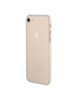Carcasa protectie spate din plastic 0.4 mm pentru iPhone 7/ iPhone 8, transparenta