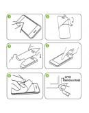 Sticla securizata protectie ecran 0.3mm pentru LG G4