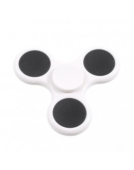 Jucarie antistres Fidget Spinner, alb