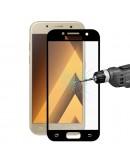 Sticla securizata protectie ecran 0,26 mm pentru Samsung Galaxy A3 (2017), neagra