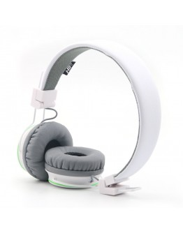 Casti handsfree 4in1 NIA X2 - albe