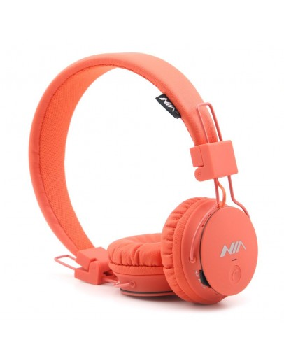 Casti handsfree 4in1 NIA X2 - orange
