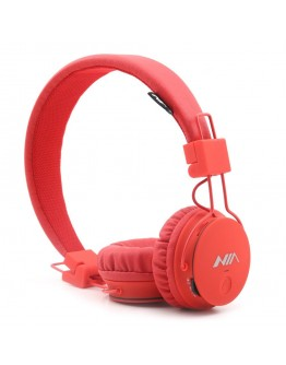 Casti handsfree 4in1 NIA X2 - rosu