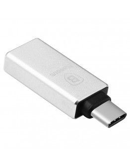 Adaptor USB Type-C 3.1 la USB 3.0, silver