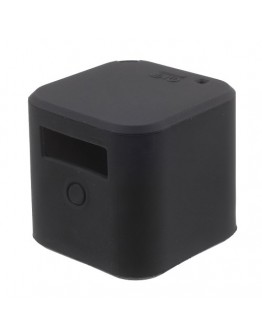 Carcasa protectie silicon pentru camera sport GoPro Hero 4 - neagra