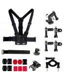 Kit 20 in 1 accesorii pentru camere sport