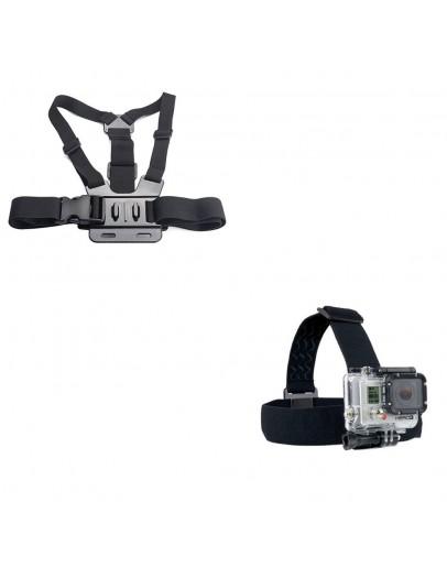 Kit 2 accesorii camere sport