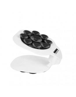 Suport universal REMAX pentru telefon cu ventuze - negru
