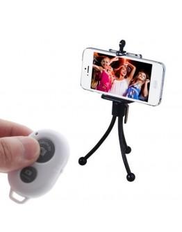 Telecomanda bluetooth pentru camera telefon / tableta