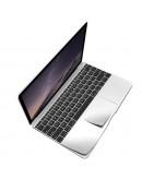 "Folie protectie palm rest si trackpad aspect aluminiu pentru MacBook Air 13.3"""