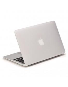 "Carcasa protectie slim din plastic pentru MacBook Air 11.6"", transparenta"