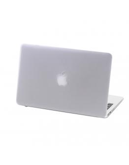 "Carcasa protectie slim din plastic cu decupaj pentru MacBook Air 11.6"", transparenta"
