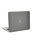 "Carcasa protectie slim din plastic pentru MacBook Air 11.6"", gri"