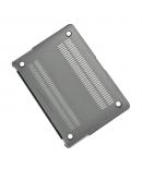 "Carcasa protectie slim din plastic pentru MacBook Air 13.3"", gri"