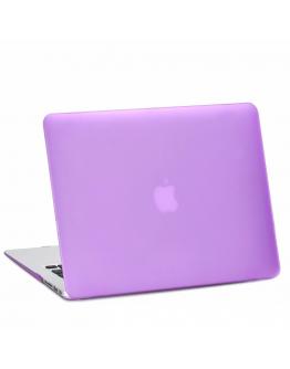 "Carcasa protectie slim din plastic pentru MacBook Air 13.3"", mov"