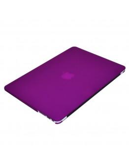 Carcasa protectie din plastic pentru MacBook Air 13, mov