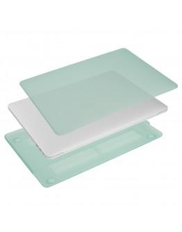 "Carcasa protectie slim din plastic pentru MacBook Pro  13.3"" 2016 / Touch Bar, verde deschis"
