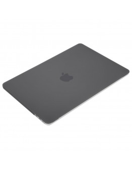 """Carcasa protectie slim din plastic pentru MacBook Pro  13.3"""" 2016 / Touch Bar, gri"""