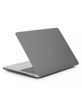 """Pachet carcasa de protectie si folie tastatura pentru Macbook Pro 13,3"""" 2016, gri"""