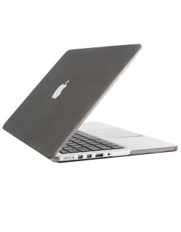 "Carcasa protectie slim din plastic pentru MacBook Pro 13.3"" (Non-Retina), gri"