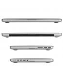 "Carcasa protectie slim din plastic pentru MacBook Pro 13.3"" (Non-Retina), transparenta"