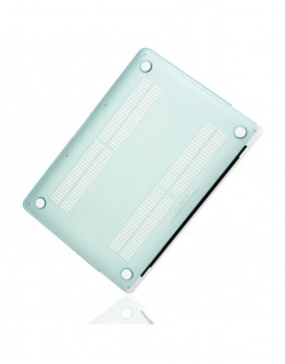 "Carcasa protectie slim din plastic pentru MacBook Pro  15.4"" 2016 / Touch Bar, verde deschis"