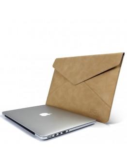 Geanta plic pentru laptop, kaki
