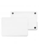 """Carcasa protectie slim din plastic pentru MacBook Pro Retina 13.3"""", transparenta"""