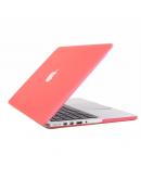 "Carcasa protectie slim din plastic pentru MacBook Pro Retina 13.3"", roz"