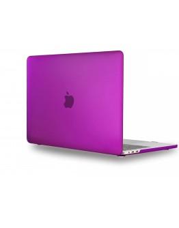 "Carcasa protectie slim din plastic pentru MacBook Pro  13.3"" 2016 / Touch Bar, mov inchis"