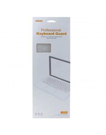 """Folie protectie tastatura pentru Macbook Pro 13.3""""/ 15.4"""" Touch Bar - versiunea americana"""