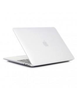Carcasa protectie slim din plastic pentru NEW MacBook Air 13.3 retina, transparenta