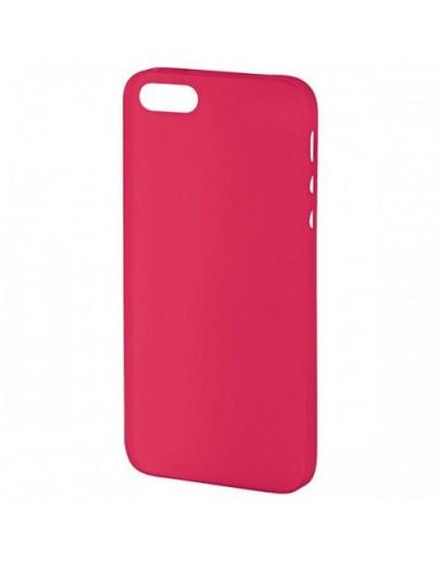 Carcasa protectie spate din plastic pentru iPhone 5C - roz
