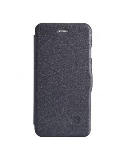 Husa protectie Flip Cover pentru Iphone 6 / 6S, neagra