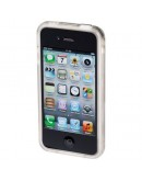 Bumper din plastic pentru iPhone 4 / 4S - transparent