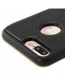 "Husa protectie ""Smart View"" BASEUS pentru iPhone 7 Plus 5.5 inch, neagra"