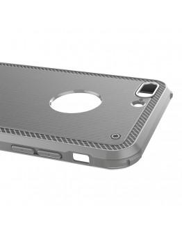 Carcasa protectie spate rezistenta la socuri BASEUS pentru iPhone 7 Plus 5.5 inch, gri