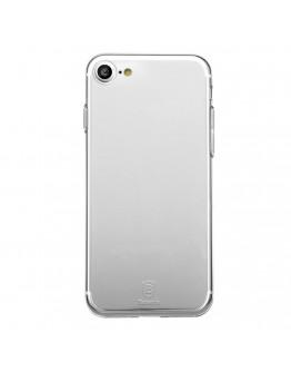 Carcasa protectie BASEUS din gel TPU pentru iPhone 7 4.7 inch, transparenta