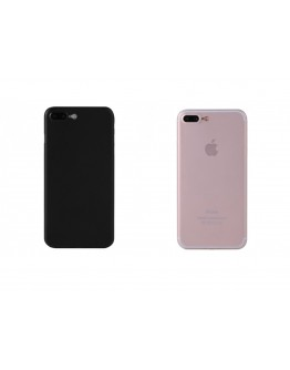 Pachet carcase protectie spate din plastic 0.4 mm pentru  iPhone 8 Plus / 7 Plus