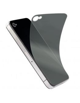 Folie protectie spate pentru iPhone 4 / 4S - clara