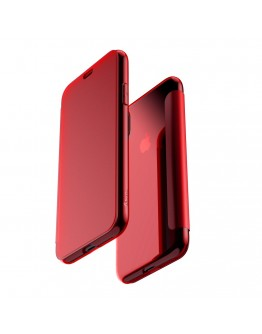 Husa de protectie pentru iPhone X/Xs 5.8 inch, rosie